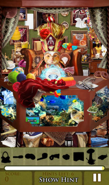 <b>Hidden Object v1.0 - The Carnival</b>