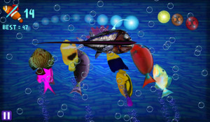 <b>Free Angler Fish v1.1.1 for BB playbook games</b>