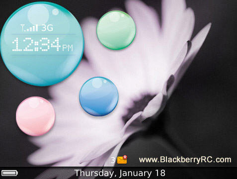 <b>Candy theme for blackberry 9700,9780,9788,9650 mo</b>