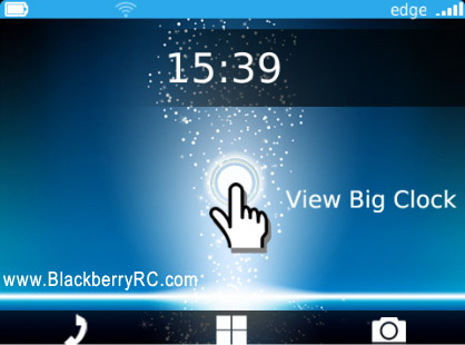 <b>Touch Blue for BB 9900, 9930 BOLD themes Free Dow</b>