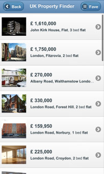 <b>UK Property Search released for BlackBerry 10‏</b>