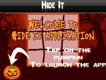 <b>Hide It - Media Lock 1.0 apps By Oswald Designs</b>