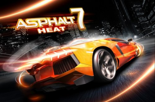 <b>Asphalt 7: Heat 7.0 for BB 10 games</b>