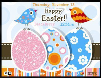 <b>HAPPY EASTER for 85xx, 93xx curve themes</b>