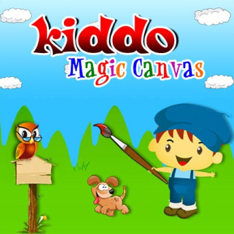 <b>Kiddo - Magic Canvas Plus 1 - 4 years</b>