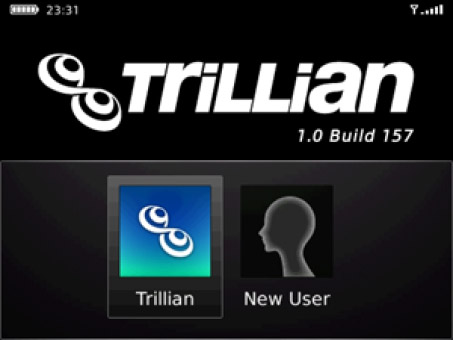 <b>Trillian 1.1.0.45 for BB OS6.0-7.1 APPS</b>