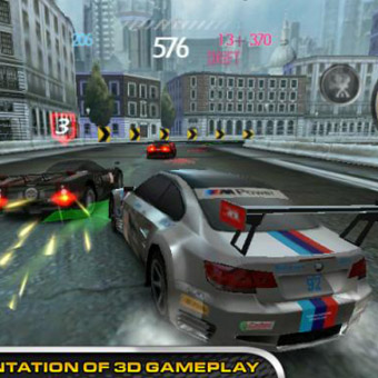 <b>Need for Speed Shift 3D v2.0</b>