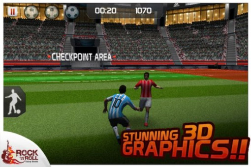 <b>Training With Messi 1.2 - OFFICIAL Leo Messi Game</b>