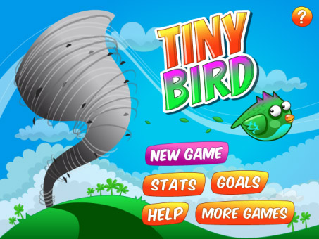 <b>Tiny Bird v1.0.180.0 for blackberry 10 games</b>