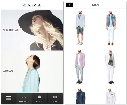 <b>Zara 1.0.0.1130 for Blackberry 10 apps</b>