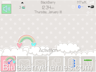 <b>Gray & Rainbows for blackberry 8900 themes os5.0,</b>