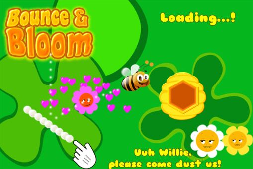 <b>Free Bounce and Bloom 1.2 for blackberry 10, play</b>