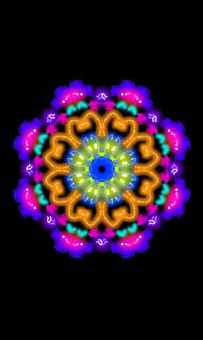 <b>Kaleidoscope Drawing Pad v1.3 by Bejoy Mobile</b>