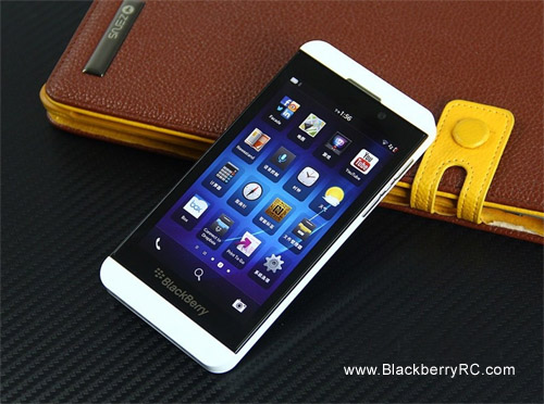 <b>Blackberry Z10 built-in ringtones</b>