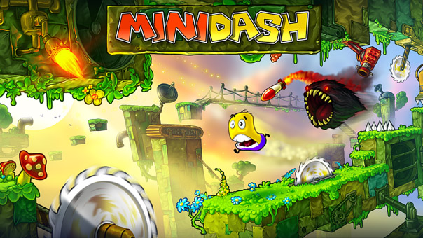 <b>Mini Dash 1.0.0.77 for playbook Tablet games</b>