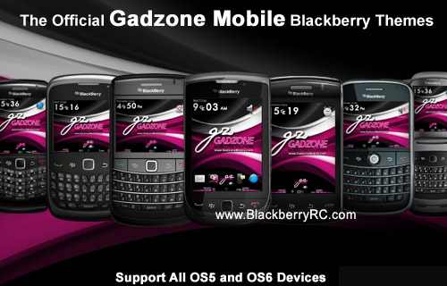Official Gadzone Mobile theme ( 9500 9530 9520 95