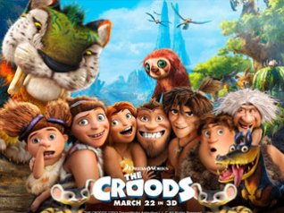 <b>The Croods film wallpaper</b>