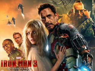 Iron Man 3 - file wallpaper 02