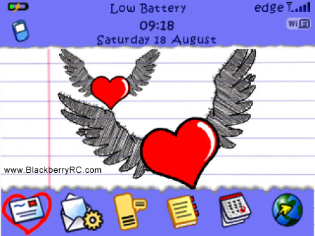 <b>Animated Paper Doodle for 8500 8520 8530 curve th</b>