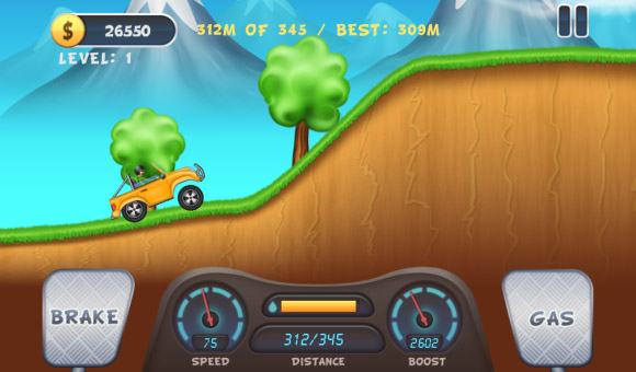 <b>Hill Racing 1.0.0.20 for BB10 & Playbook</b>