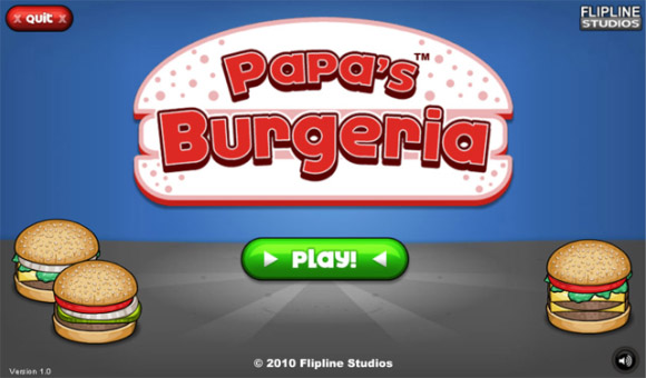 <b>Papa's Burgeria v1.0 for BB10 & Playbook</b>