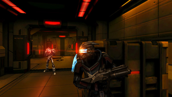 <b>Mass Effect: Infiltrator für BlackBerry 10 games</b>