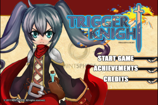 <b>Trigger Knight 1.3 for blackberry 10 games</b>