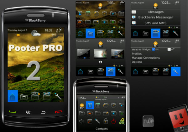 <b>Pooter PRO 2 for bold 9000 themes free ota</b>