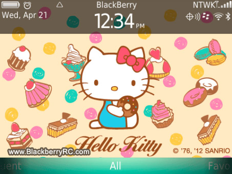 <b>HelloKitty Dessert Time OS7 ( 9900, 9930, 9981 th</b>