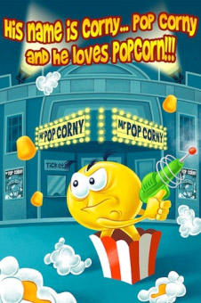 <b>Pop Corny v2.8.4 for blackberry 10 games</b>