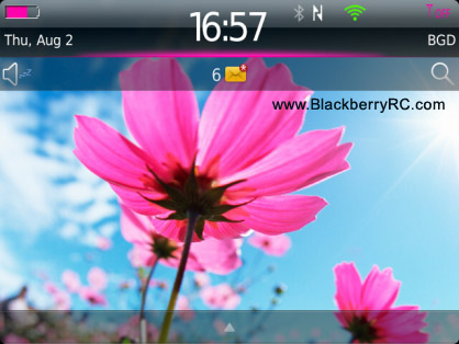 <b>Pink Sharp theme for 99xx os7</b>