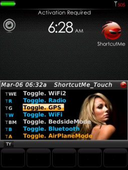 <b>ShortcutMe 5.9.2 for os7.x and Touch Device</b>