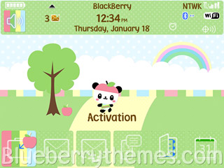 <b>Pandapple theme for 85xx,93xx os5.0/4.6</b>