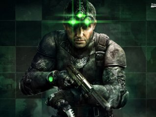 Splinter Cell: Blacklist wallpaper