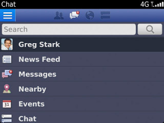 <b>Facebook v4.1.0.19 for bb os7.0 apps</b>