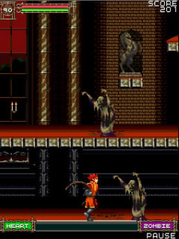 <b>Castlevania Order of Shadows 1.0 game</b>