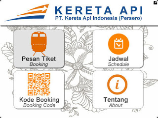 <b>Kereta Api Indonesia - Official Mobile Applicatio</b>