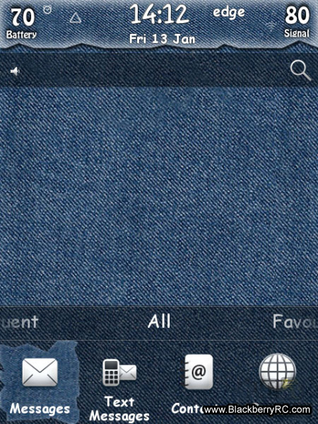 <b>Blue Jeans theme for torch 9810 os7.0</b>