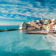 <b>The Cinque Terre View Blackberry os10 Wallpaper</b>
