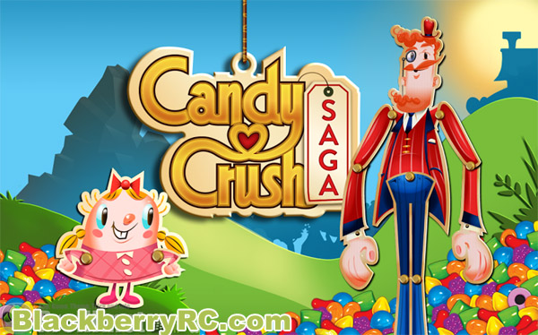 <b>Candy Crush Saga 1.18.0 for blackberry 10</b>