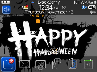 <b>Happy Halloween theme for curve 85xx, 93xx os5</b>