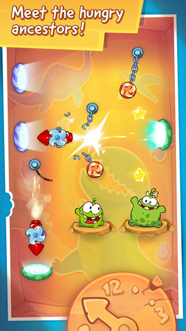 <b>Cut the Rope: Time Travel 1.1.1 for blackberry 10</b>
