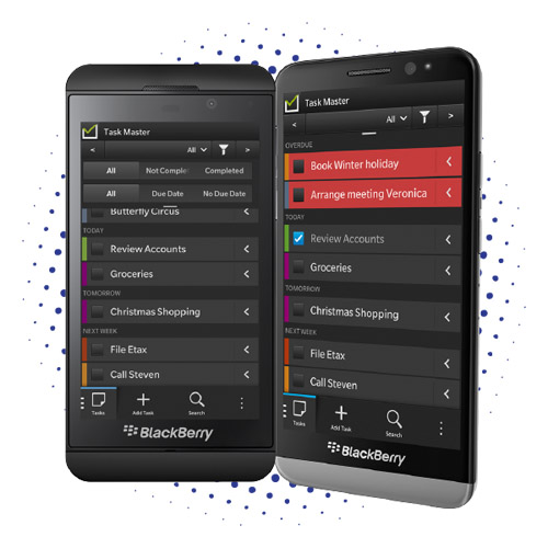 <b>Task Master for BlackBerry 10 updated ‏ 2.2.0.3</b>