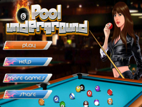 <b>Pool Underground v1.0 for os5.0 - 7.x</b>