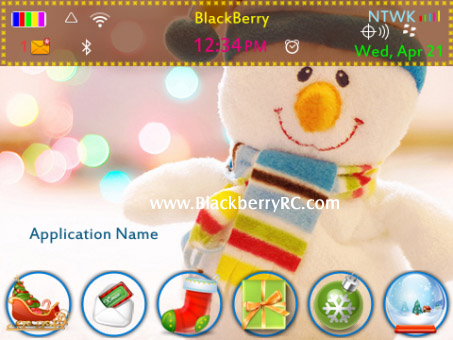 <b>X'mas Snow Man (9700,9780,9650 bold themes)</b>