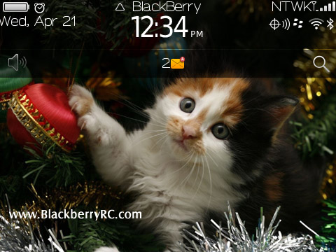 <b>Christmas Cat for 93xx,9650,97xx themes</b>