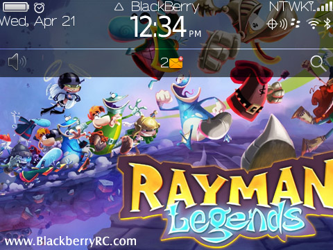<b>Rayman Legends for 9700,9780 bold themes</b>