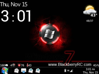 <b>Cool Black Desktop7 theme (9900,9930,p9981)</b>