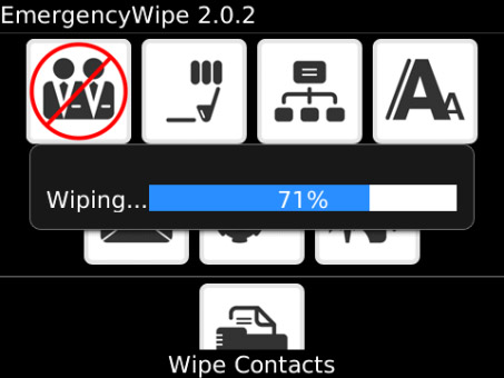 <b>Weekend Special: EmergencyWipe for Legacy OS on d</b>