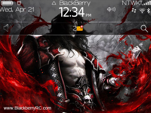 <b>Castlevania: Lords of Shadow 2 (97xx, 9650 themes</b>